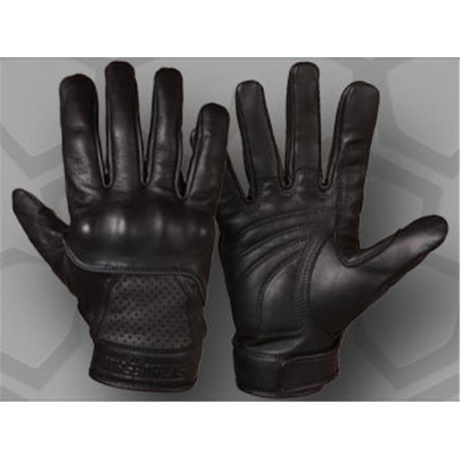 Strong Suit 20300-XXL Strong Suit Voyager Leather Motorcycle Gloves  XX-Large