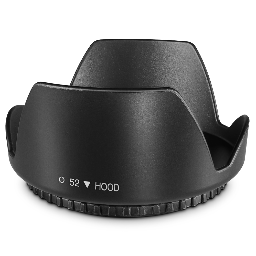 what is a tulip lens hood used for