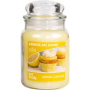 American Home by Yankee Candle Lemon Cupcake, 19 oz Large Jar Candle