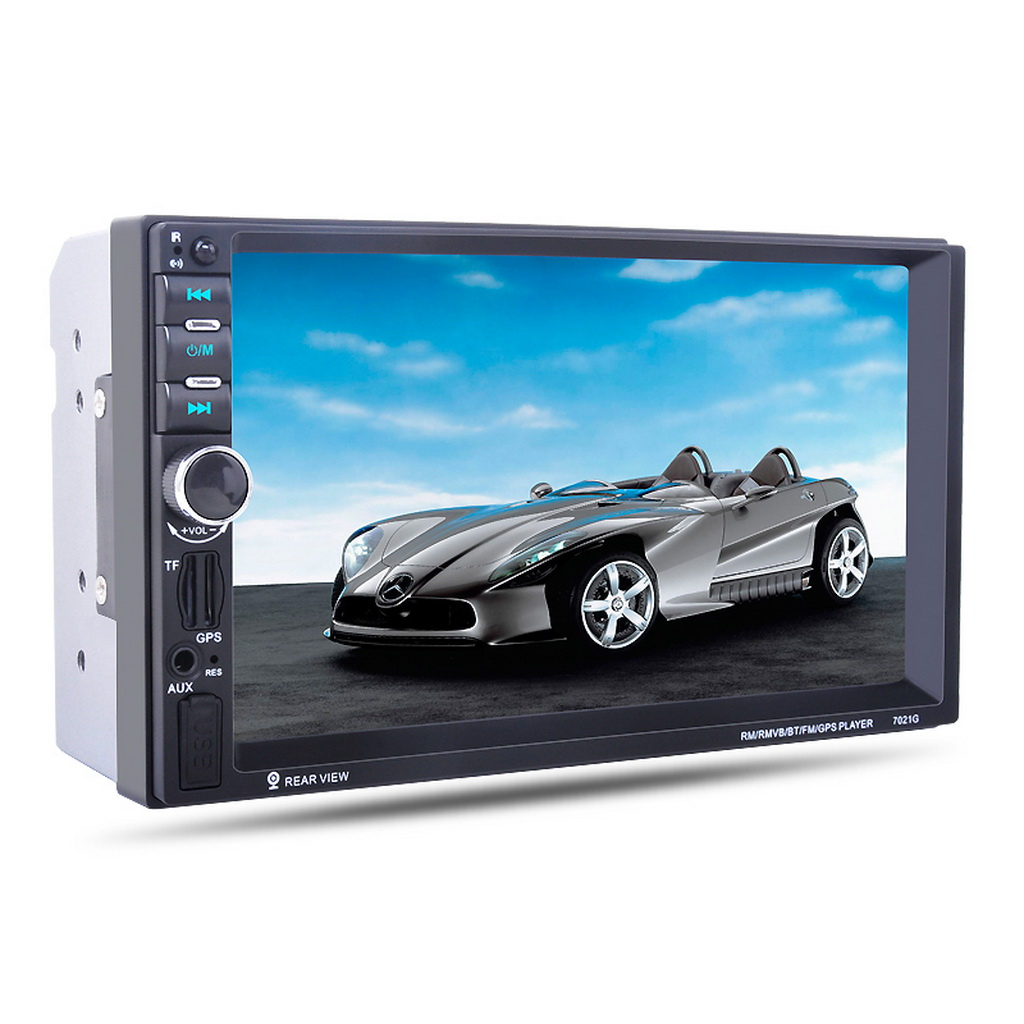 Excelvan 7021G Car MP5 Player 7inch With GPS function Autoradio 7 034 HD Touch
