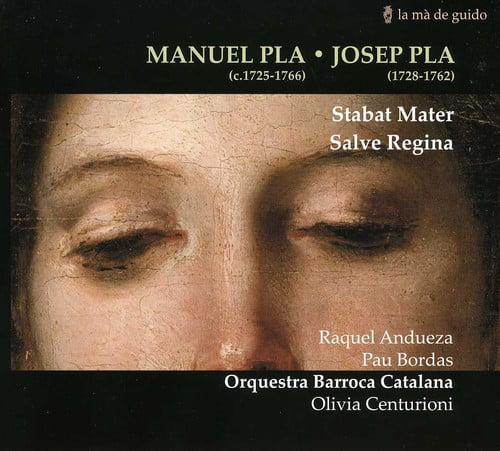Pla/Pla - Manuel Pla & Josep Pla: Musica Religiosa a Solo [CD]