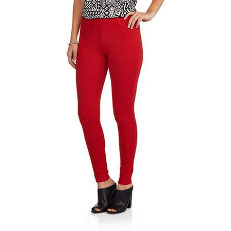 6587f832715d95 Faded Glory - Faded Glory Women's Full Length Knit Color Jegging -  Walmart.com