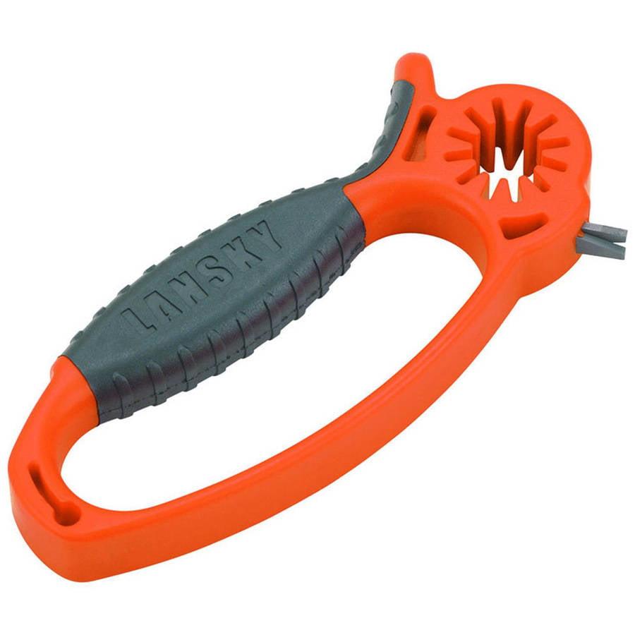 Lansky Broadhead Arrow Sharpener with Wrench