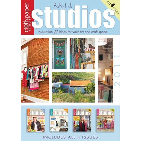 Studios 2011 Collection CD : Inspiration and Ideas for Your Art and Craft Space - Scary Arts And Crafts For Halloween