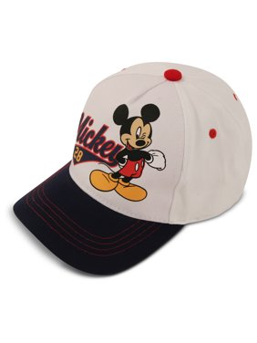 Product Image Disney Mickey Mouse Cotton Baseball Cap 9e7377457a8f
