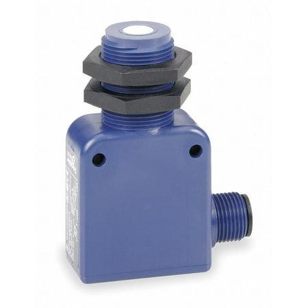 Plastic Rectangular Ultrasonic Sensor, 508mm Detecting Distance, 100mA Max. - Ultrasonic Sound Detector