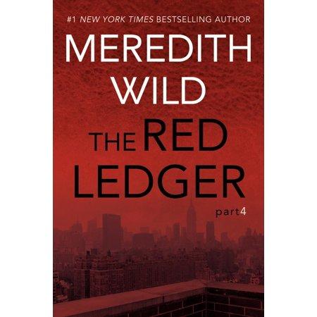 The Ledger Newspaper (The Red Ledger: 4 - eBook )