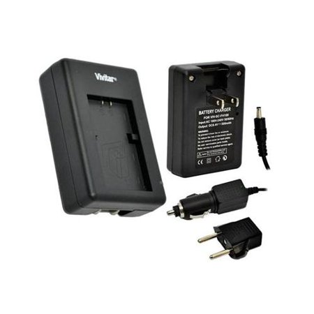 Vivitar 1 Hour Rapid Charger for Nikon EN-EL11 Battery 1 Hr Rapid Charger
