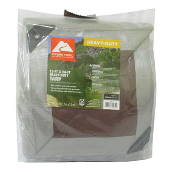 Ozark Trail Heavy-Duty 12' x 24' Tarpaulin