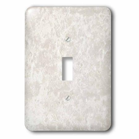 3dRose Botticino fiorito marble print, 2 Plug Outlet Cover (Botticino Tumbled Marble)