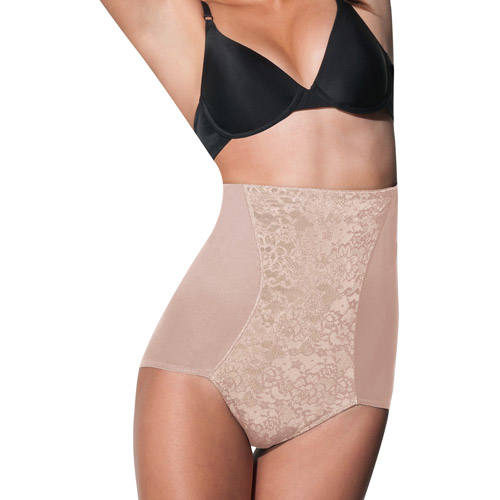 Maidenform Sweet Nothings Lace Shapewear High Waist Brief, Style 83352