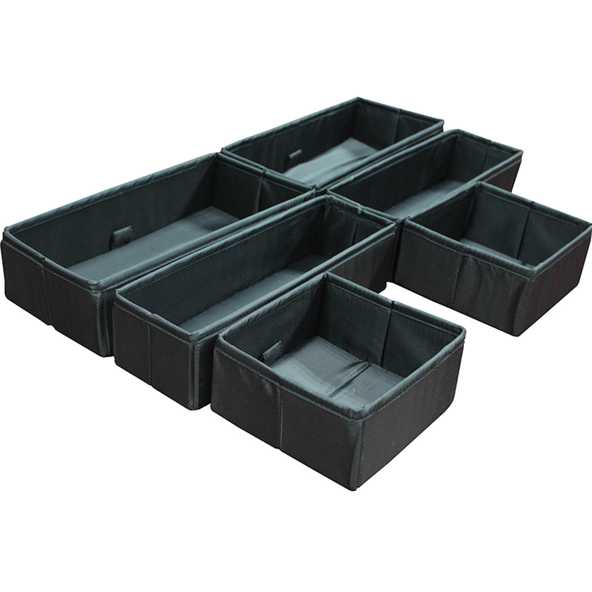 Mainstays Drawer Organizer Set 6 piece