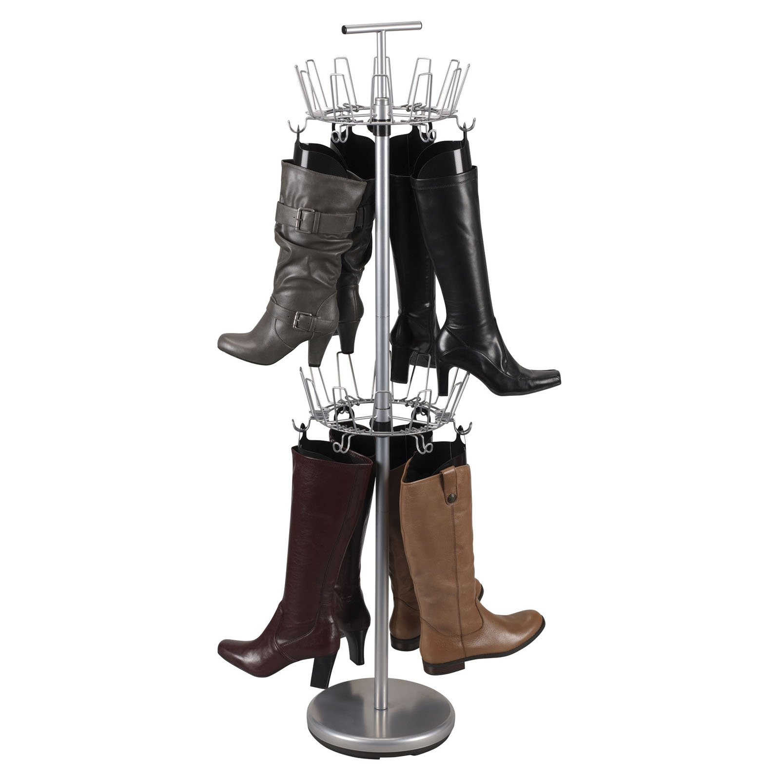 household essentials boot tree with boot shapers walmart