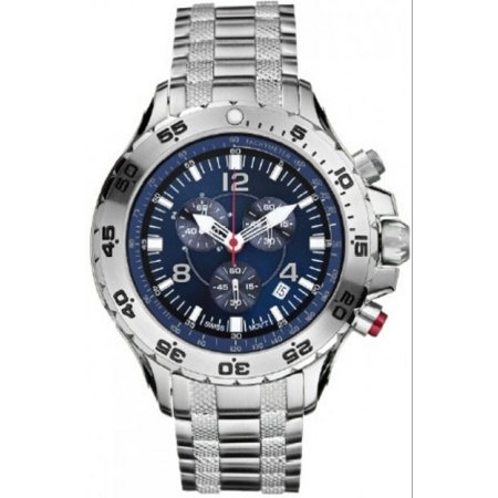 Nautica Men's Metal N19509G Blue Stainless-Steel Quartz Watch