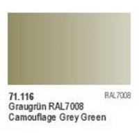 Camouflage Grey Green New