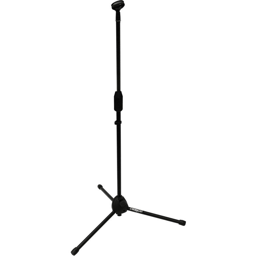 ChromaCast Adjustable Straight Microphone Stand by