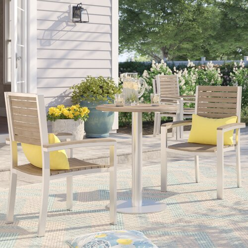 Sol 72 Outdoor Caspian 5 Piece Conversation Set
