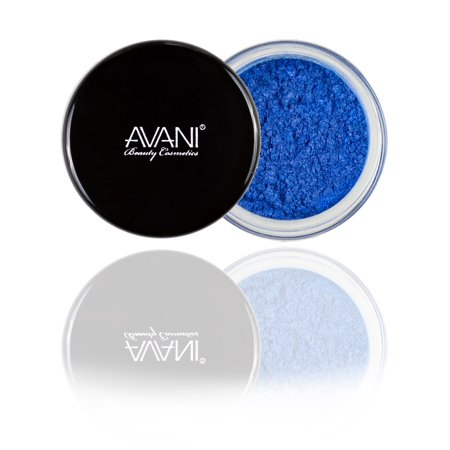 Eye Shadow Mineral Powder (Avani Dead Sea Cosmetics Eye Shadow Shimmering Powder, Ocean Mist )