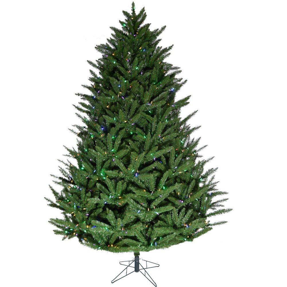 Christmas Time 5.5-Ft. Holiday Valley Pine Artificial ...