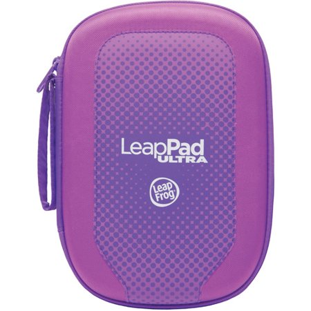 LeapFrog LeapPad Ultra Carrying Case, Purple (Leappad 3 Accessories)