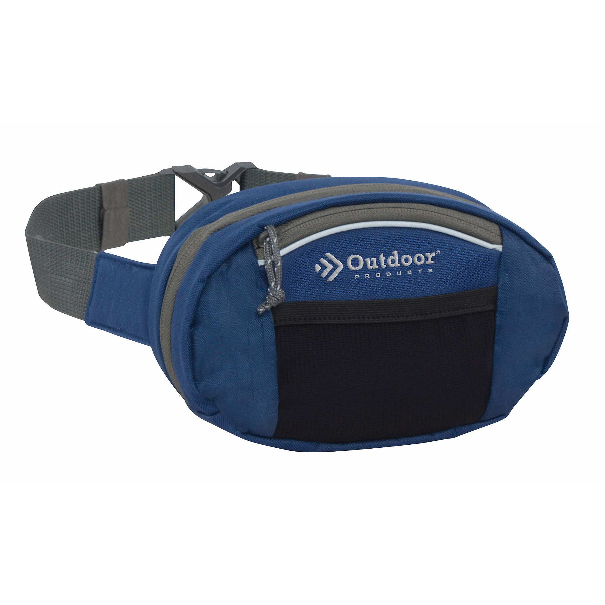Outdoor Products Essential Waist Pack, Blue