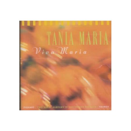- VIVA MARIA contains 2 LPs on 2 CDS: PIQUANT (1981)/TAURUS (1982).Personnel: Tania Maria (vocals, piano, keyboards); Eddie Duran (guitar); Rob Fisher (bass); Vince Lateano (drums, percussion); Willie T. Colon (congas, percussion); Kent Middleton (percussion).Recorded at Coast Recorders and Russian Hill Recording, San Francisco, California in December 1980 and August 1981. PIQUANT originally released on Concord (4151). TAURUS originally released on Concord (4175). Includes original liner notes by Harry Sumrall and Leonard Feather.
