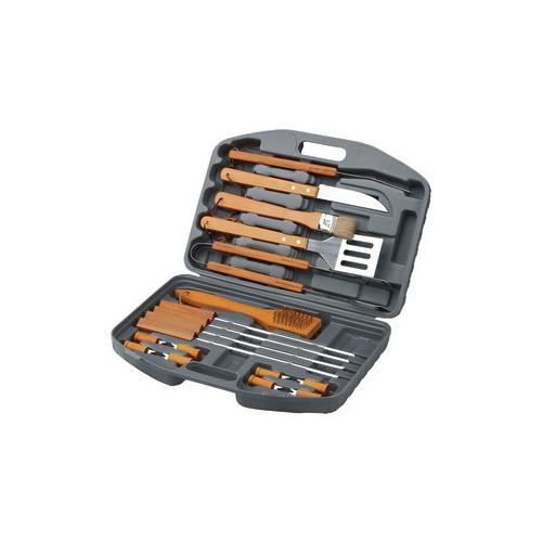 Chefs Basics Select CHEFS BASICS SELECT HW5231 18-Piece BBQ set in Blow Mould...