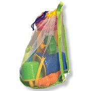 George J Marshall Mesh Back Pack with Sand Toy Set