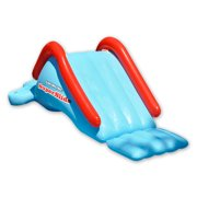 SuperSlide Inflatable In Ground Pool Water Slide