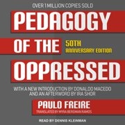 Pedagogy of the Oppressed - Audiobook