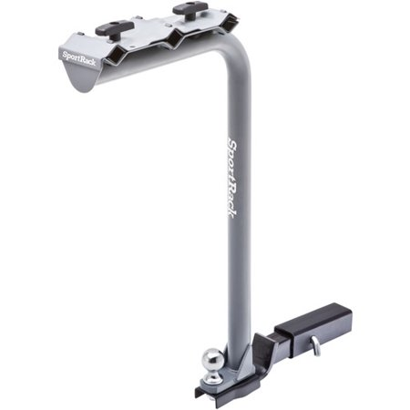 - SportRack SR2513 Pathway Tow Ball 3 Hanging Hitch Bike Carrier, 3-Bikes, Granite Gray