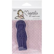 "Wedding Cling Stamp 6.5"" x 3.5"" Package, Tilda In Smoking Jacket"