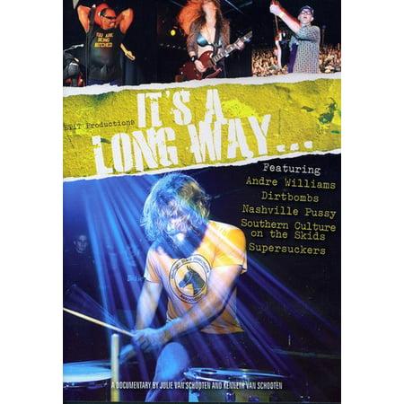 Its a Long Way (DVD)