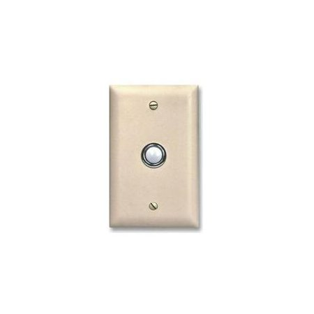 Viking Db-40-wh Door Bell Button Panel (db40wh) ()