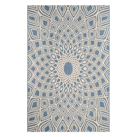 Safavieh Courtyard Thane Nautical Indoor/Outdoor Area Rug or Runner