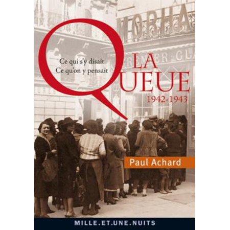 Queue Fluid - La Queue - eBook