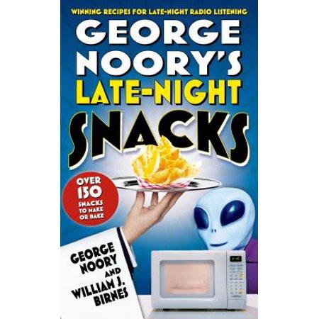 George Noory's Late-Night Snacks - eBook