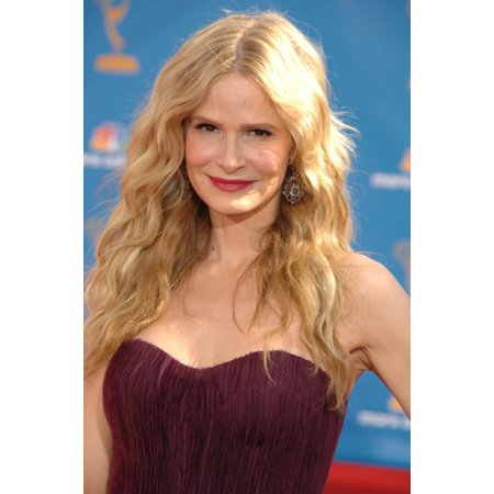 Kyra Sedgwick At Arrivals For Academy Of Television Arts & Sciences 62Nd Primetime Emmy Awards - Arrivals Nokia Theatre Los Angeles Ca August 29 2010 Photo By Dee CerconeEverett Collection