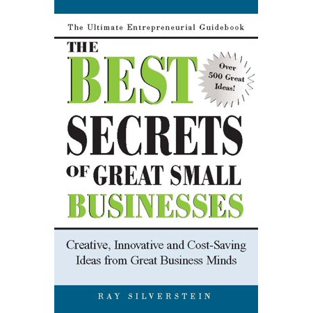 The Best Secrets of Great Small Businesses - (Best Small Dozer For The Money)