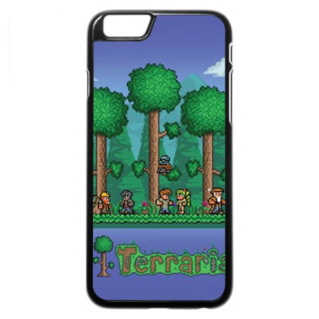 Terraria iPhone 6 Case - Terraria Best Accessories
