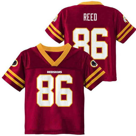 best service eb032 c4b4a NFL Washington Redskins Toddler Jordan Reed Jersey