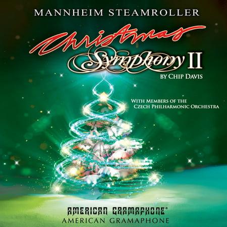 Mannheim Steamroller Christmas Symphony II (CD) (Mannheim Steamroller Halloween 2)