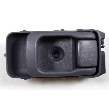 PT Auto Warehouse NI-2903H-RH - Inner Interior Inside Door Handle, Light Gray - Passenger