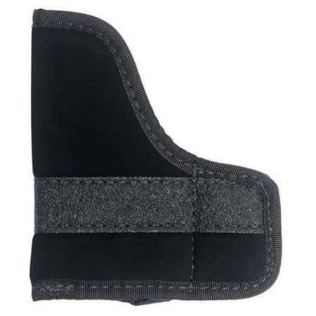 BLACKHAWK INSIDE THE POCKET HOLSTER 22/25 AUTOS, VERY SMALL FRAME 380S SUEDE BLACK