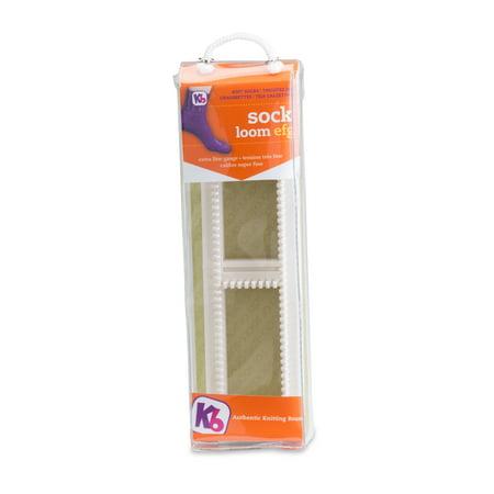 Sock Knitting Loom (Sock Loom EFG)