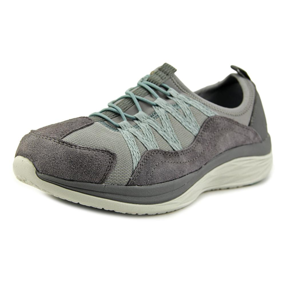 Easy Spirit e360 Halsten Round Toe Leather Walking Shoe by Easy Spirit e360