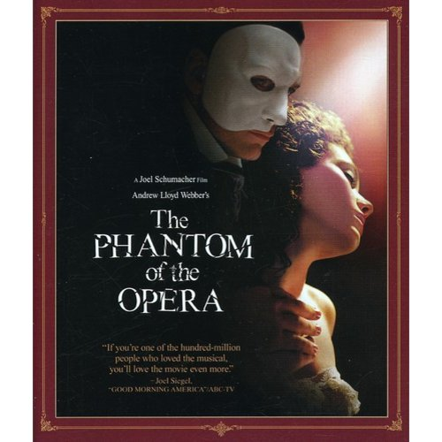 PHANTOM OF THE OPERA (BLU-RAY/WS-2.4/5.1/ENG SDH-ENG-FR-SP-SUB)