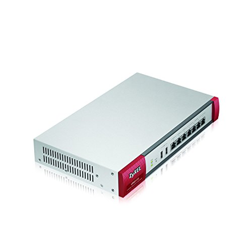 ZyXEL Next-Generation USG with 100 VPN Tunnels SSL VPN 2 GbE WAN 1 OPT GbE 4 GbE LAN DMZ with 1 Year UTM Services... by ZyXEL