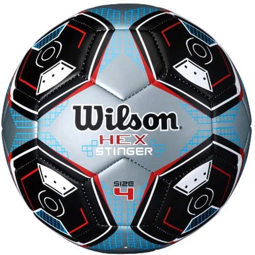 Wilson Hex Stinger Size 4 Soccerball