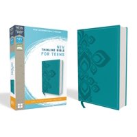 NIV, Thinline Bible for Teens, Imitation Leather, Blue, Red Letter Edition (Other)